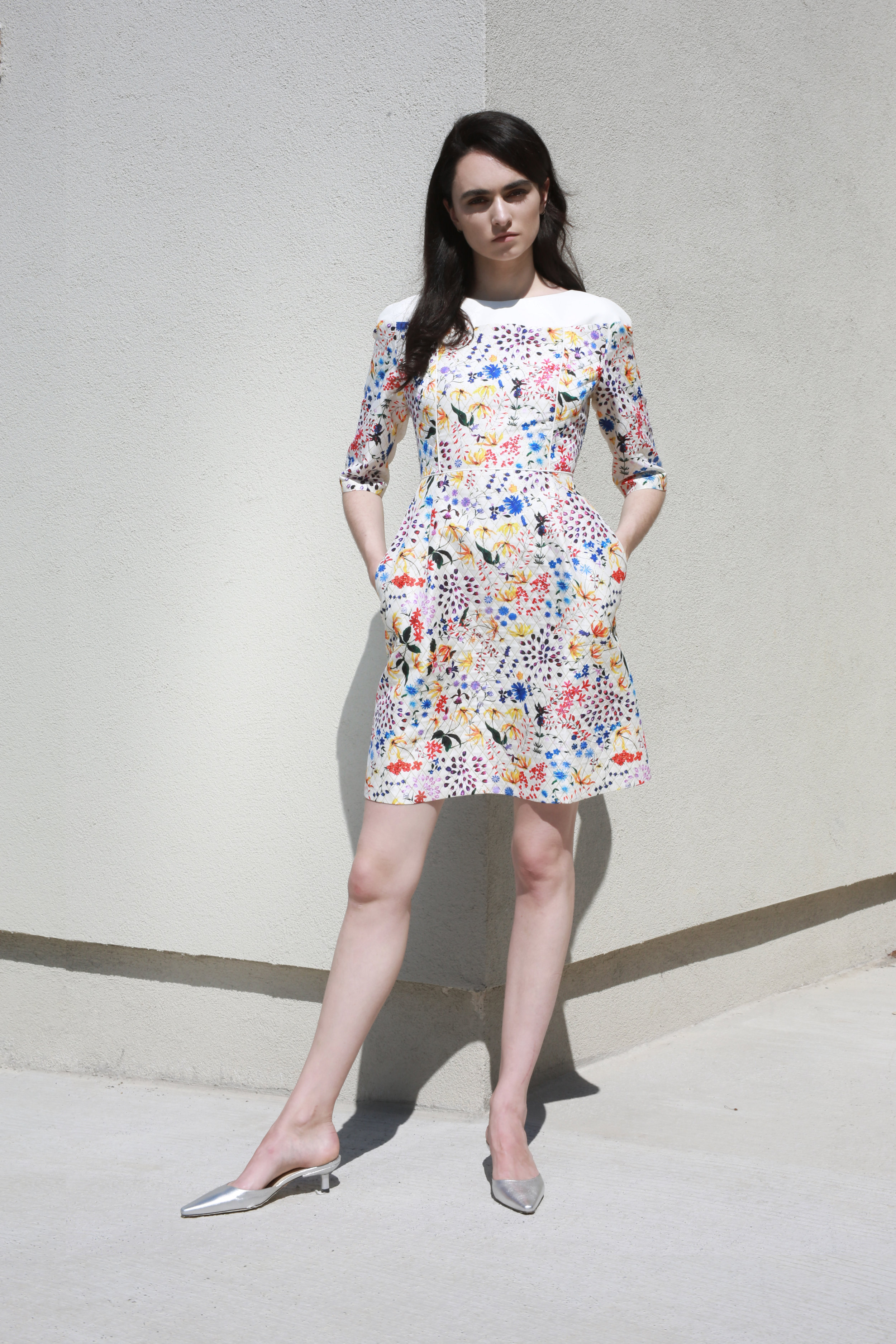 Heather Dress in Floral Print €297.00