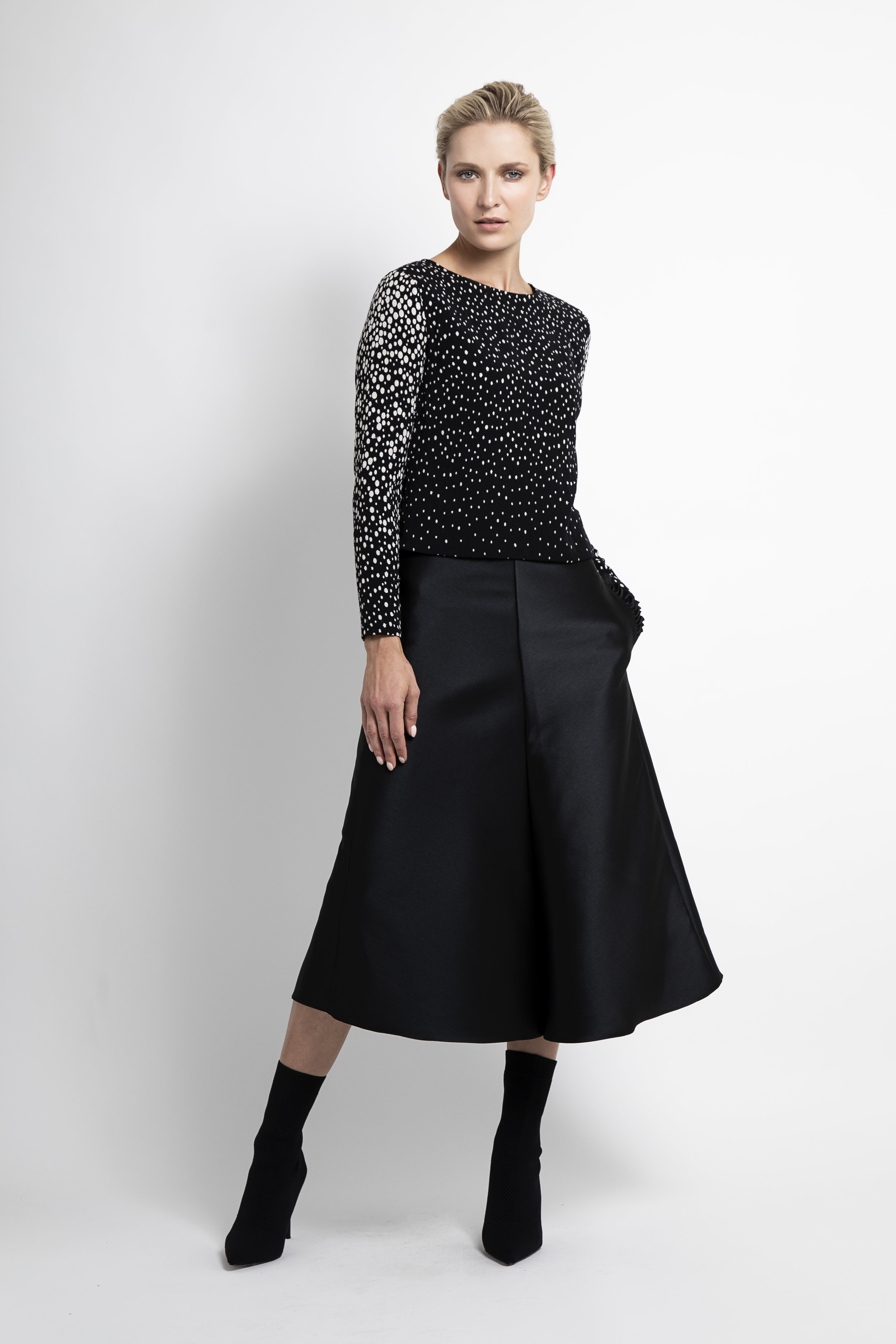 Joanie Top (with Piper Skirt)