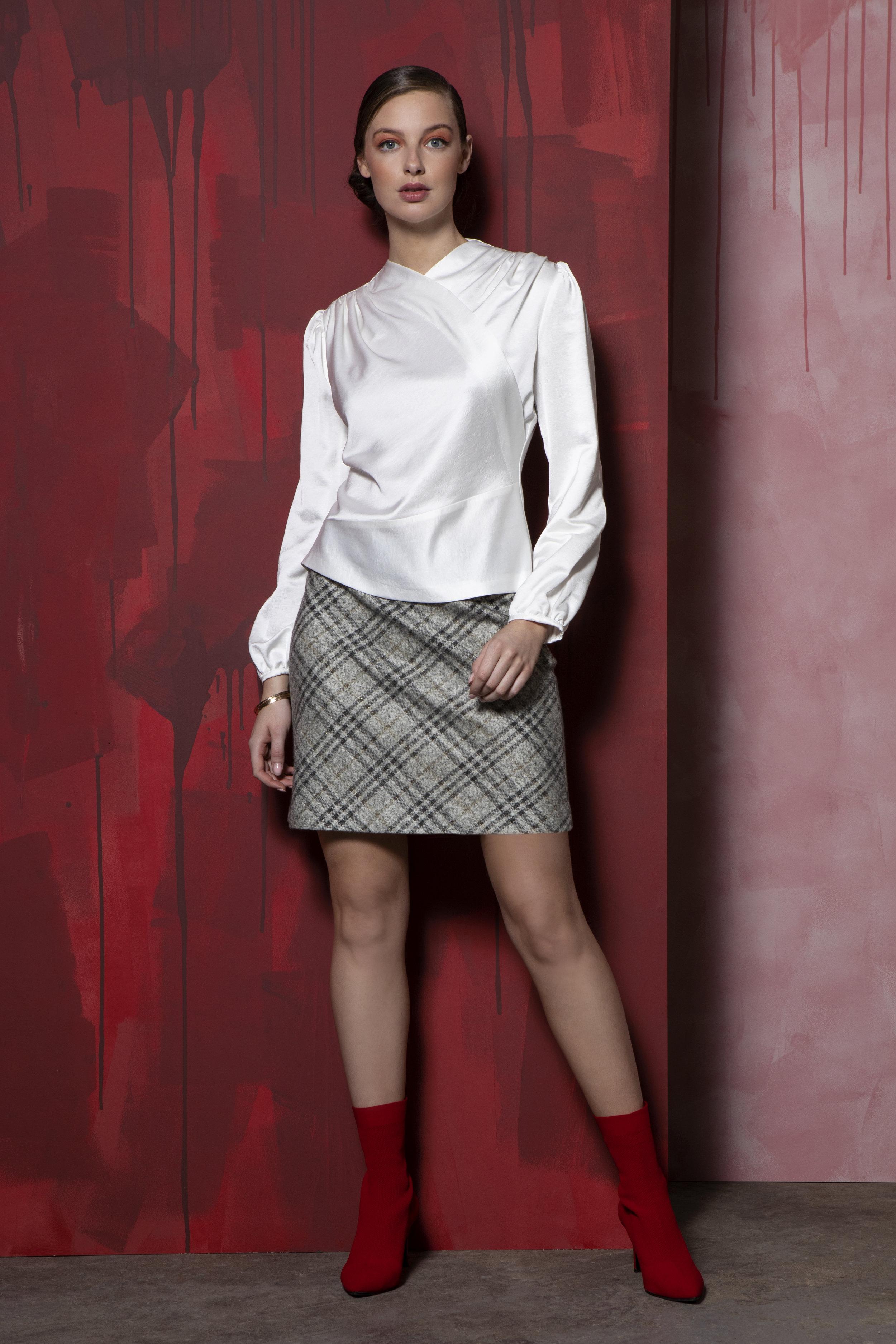 Sonia Blouse & Julie Skirt