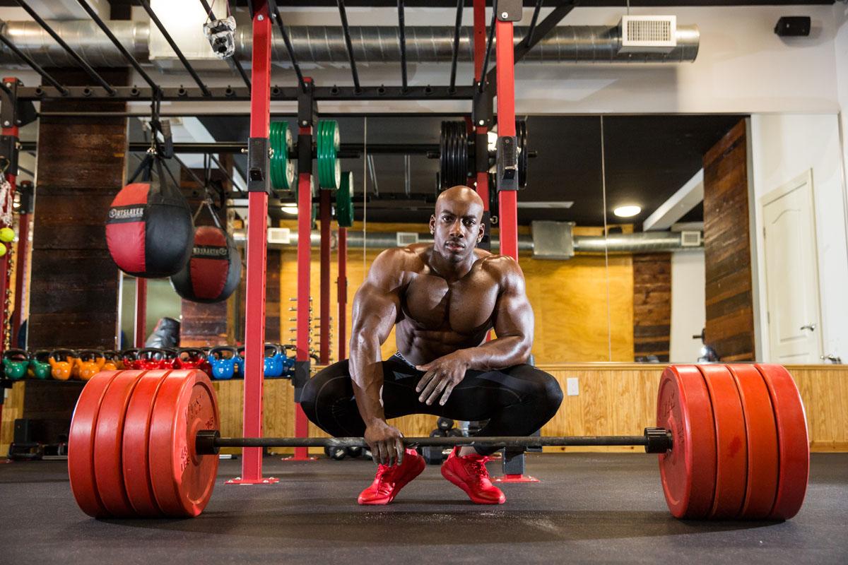 Manhasset Fitness Center Gym Shoot