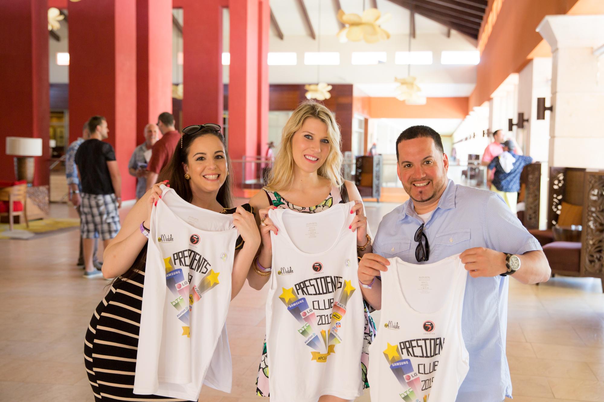 AWI President's Club 2015 (Punta Cana, Dominican Republic  )