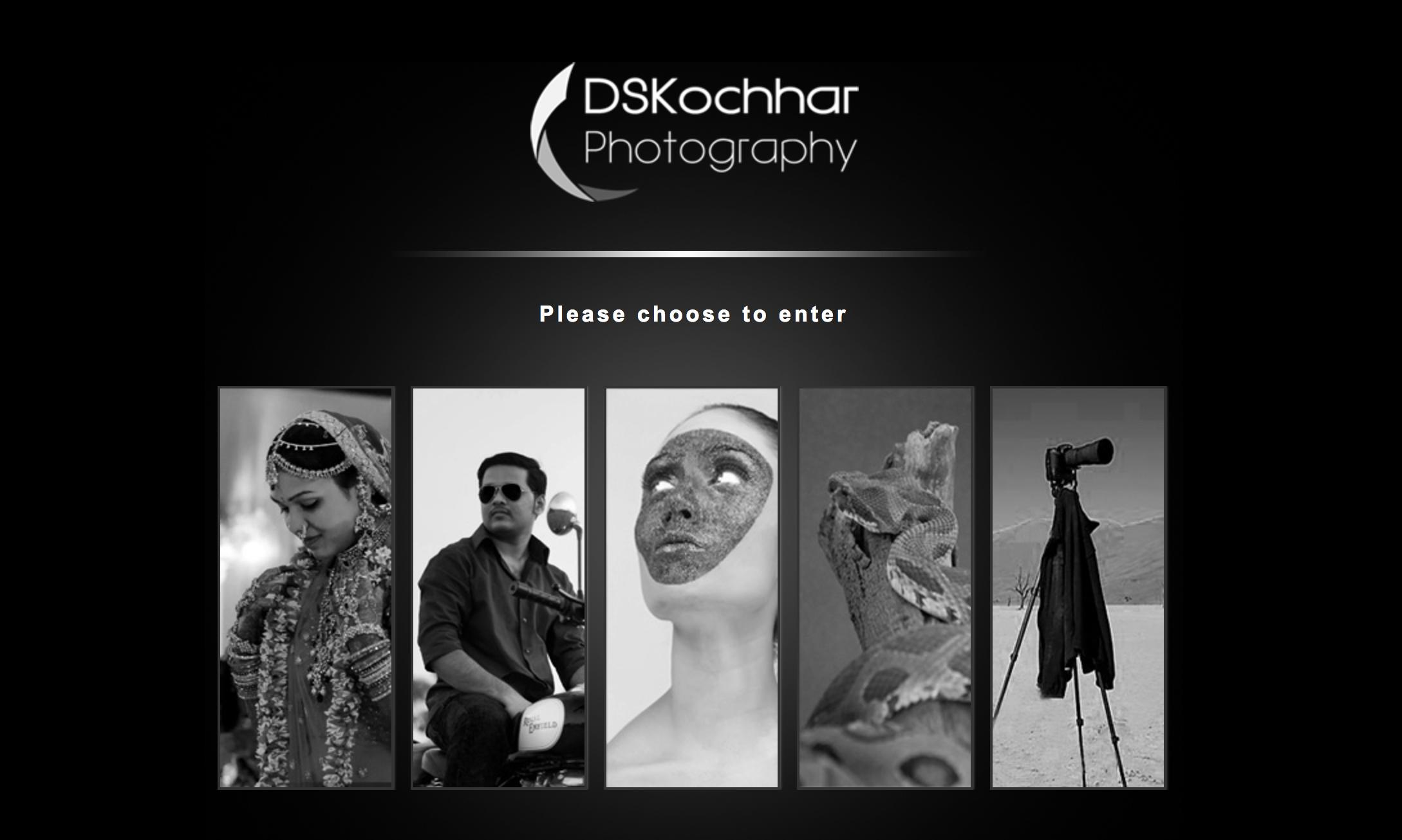 darvinder kochhar old website