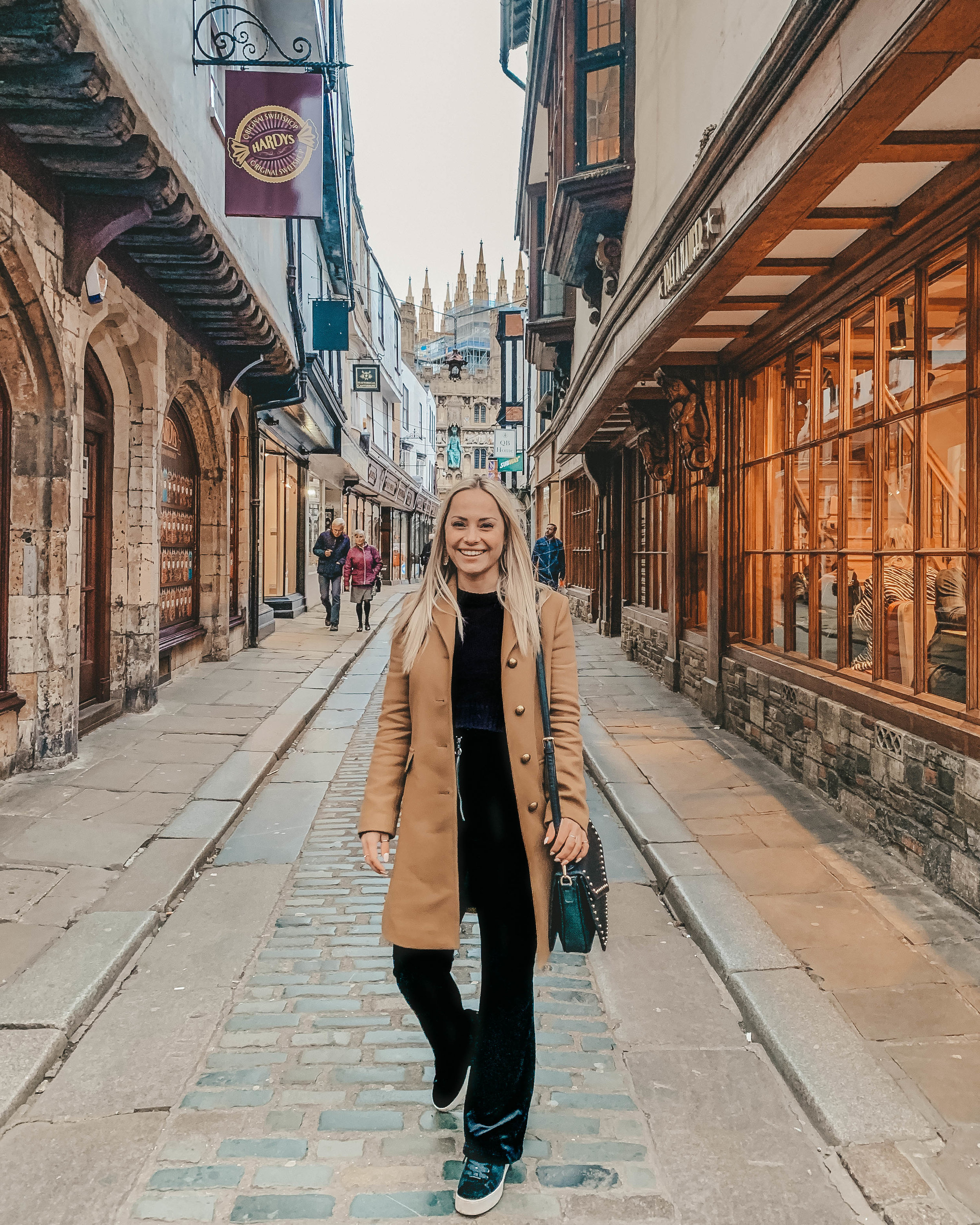 Marissa Galle, Canterbury, England, The Canterbury Tales, Travel Blogger, Fashion Blogger, Lifestyle Blogger, Beauty Blogger, Beauty Specialist, Content Creator, Social Media Manager