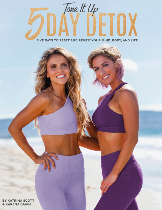 Marissa Galle, Beauty Blogger, Las Vegas, Tone It Up, 5 day detox plan, slimming, health, my journey to a healthier body and life