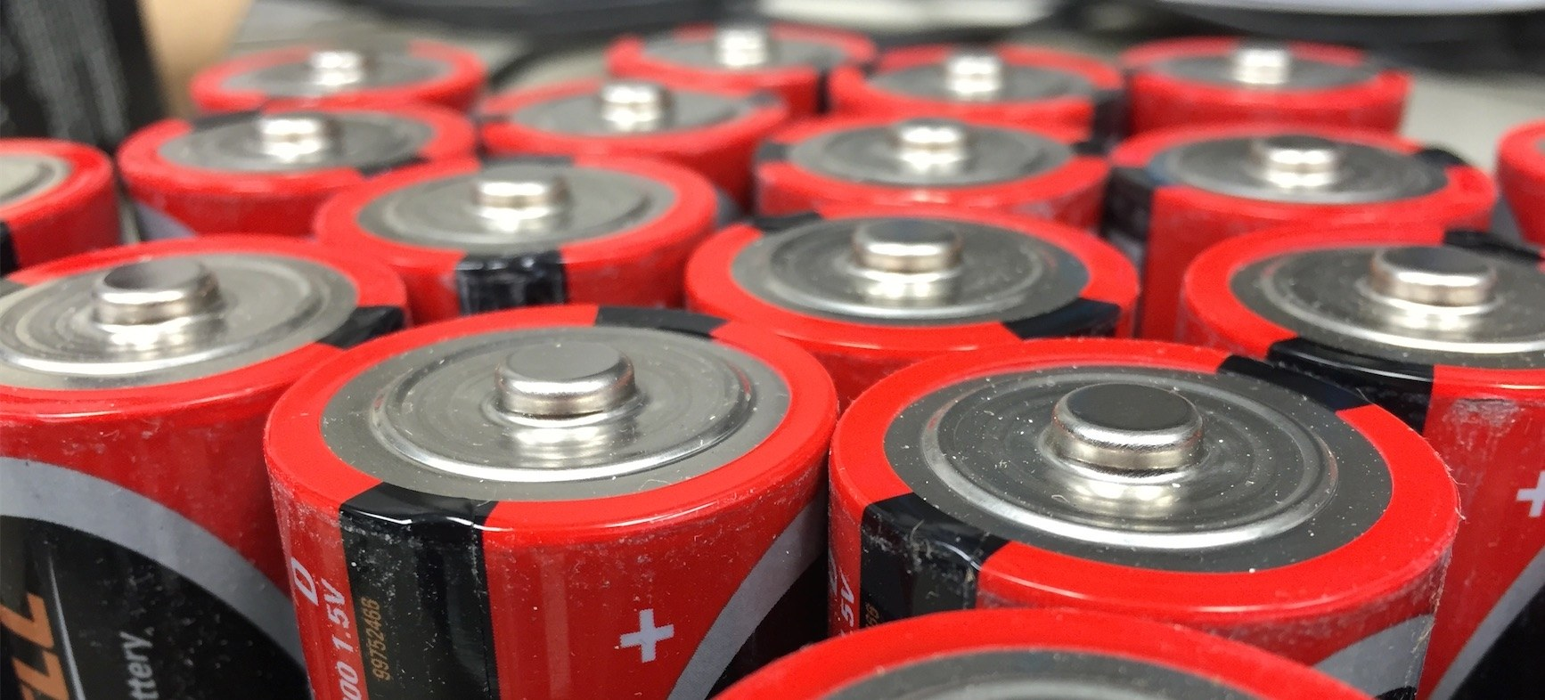 Stapelbare batterij