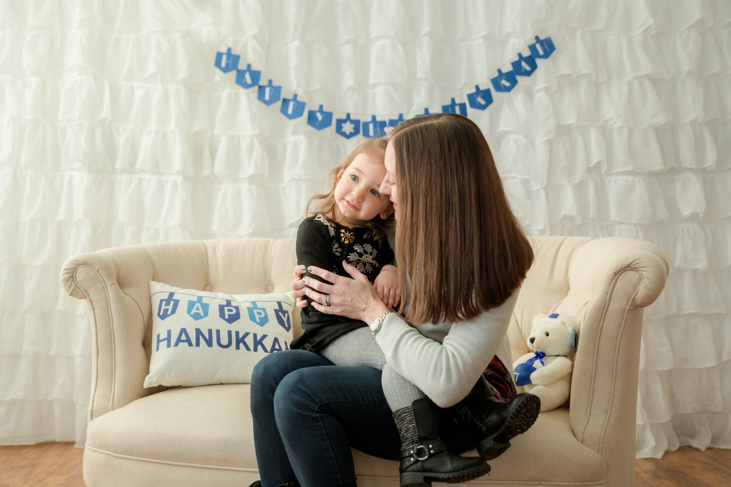 mom and daughter with autism