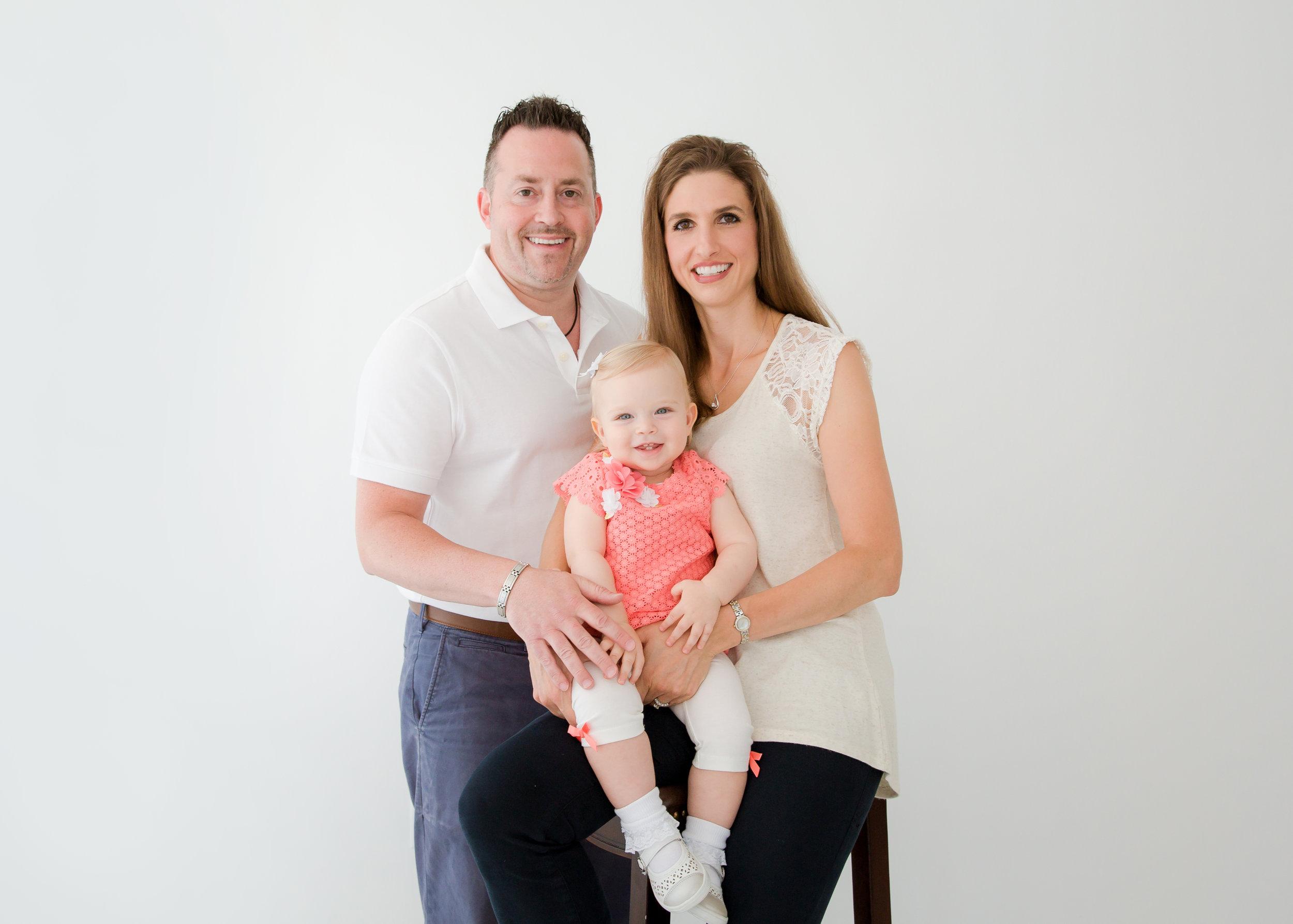 family photo in burlington nj studio