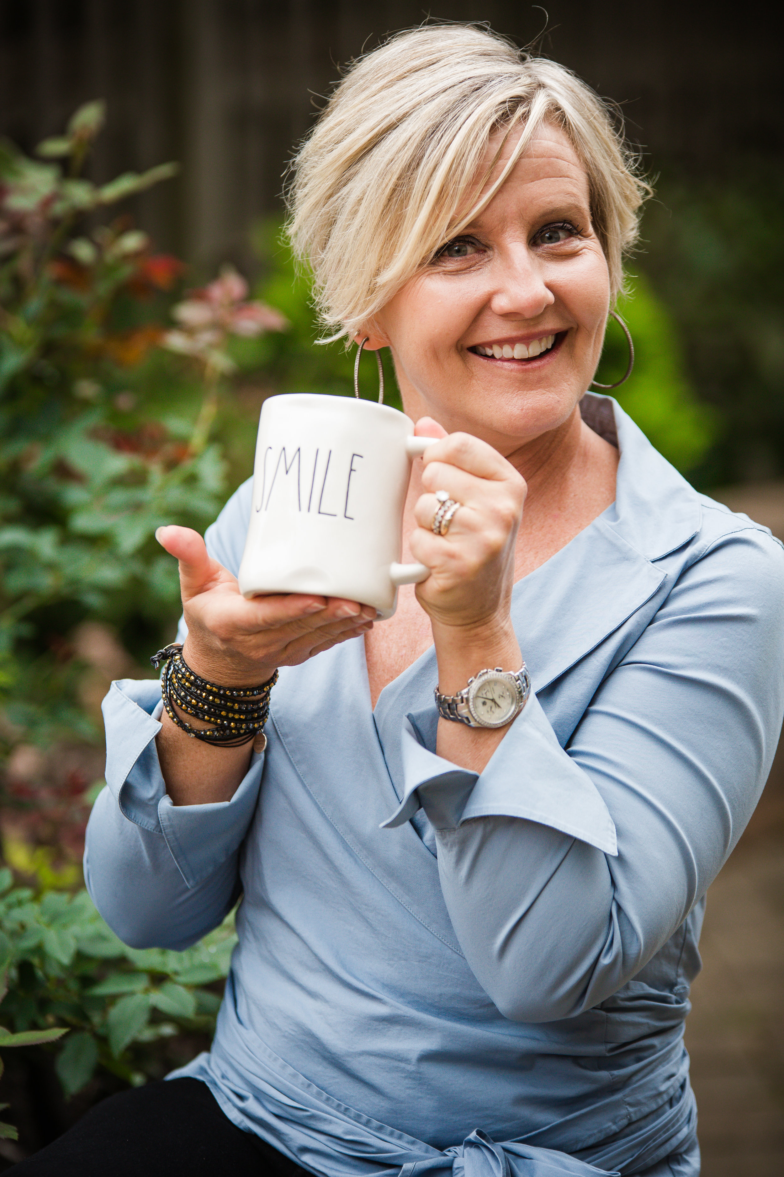branding photography burlington new jersey holistic life coach pictures smile mug