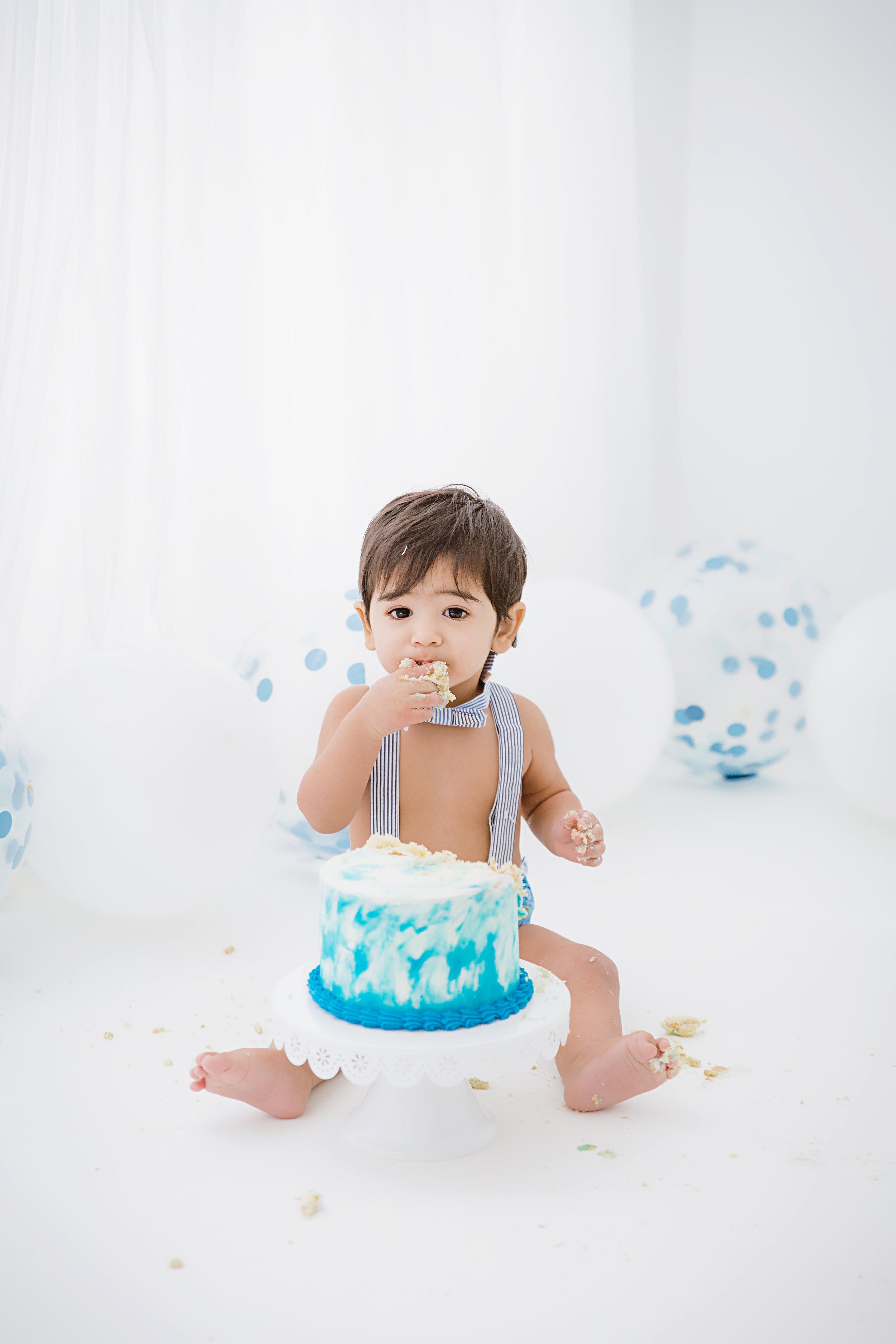 cake everywhere