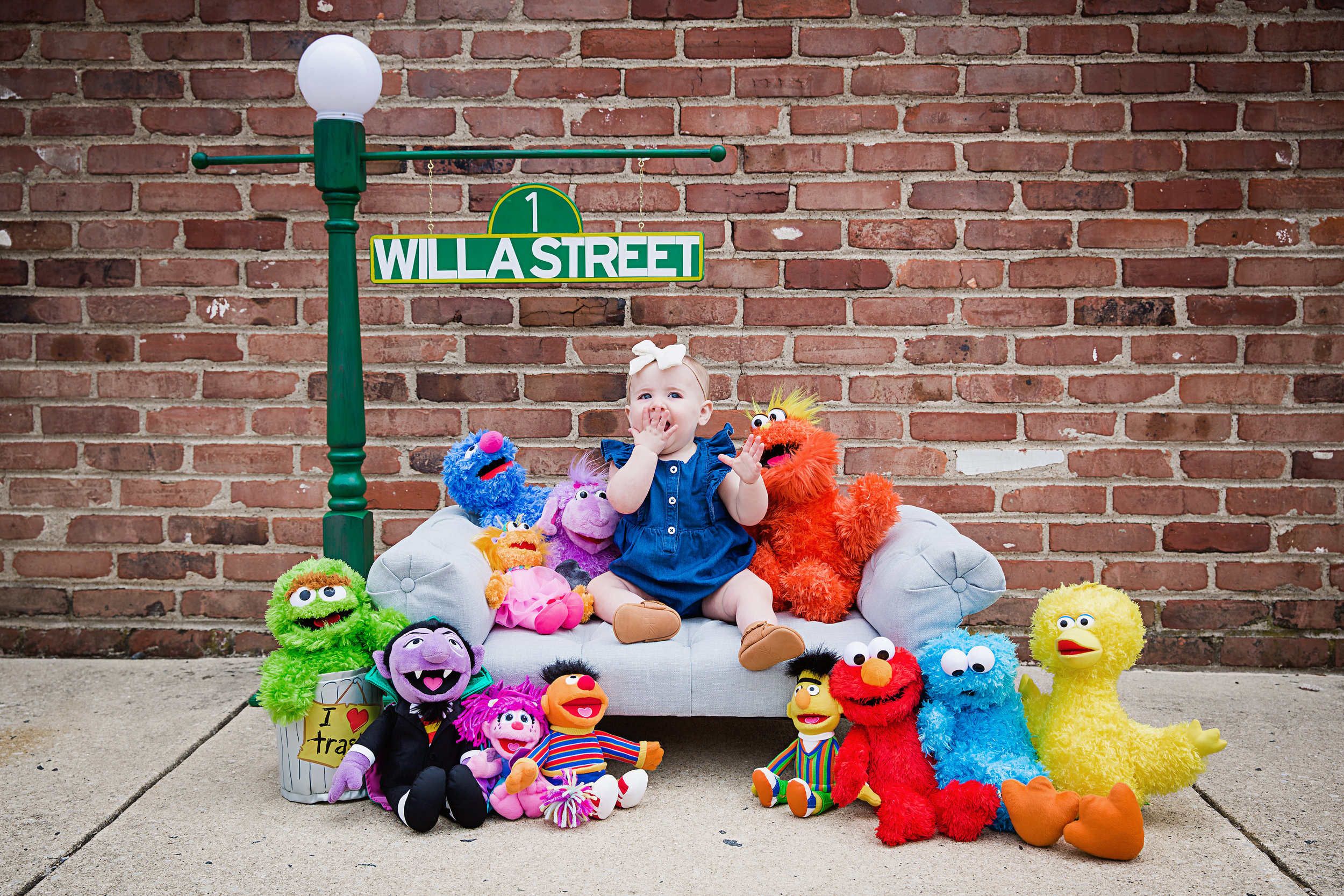 south-jersey-first-birthday-sesame-street-photography