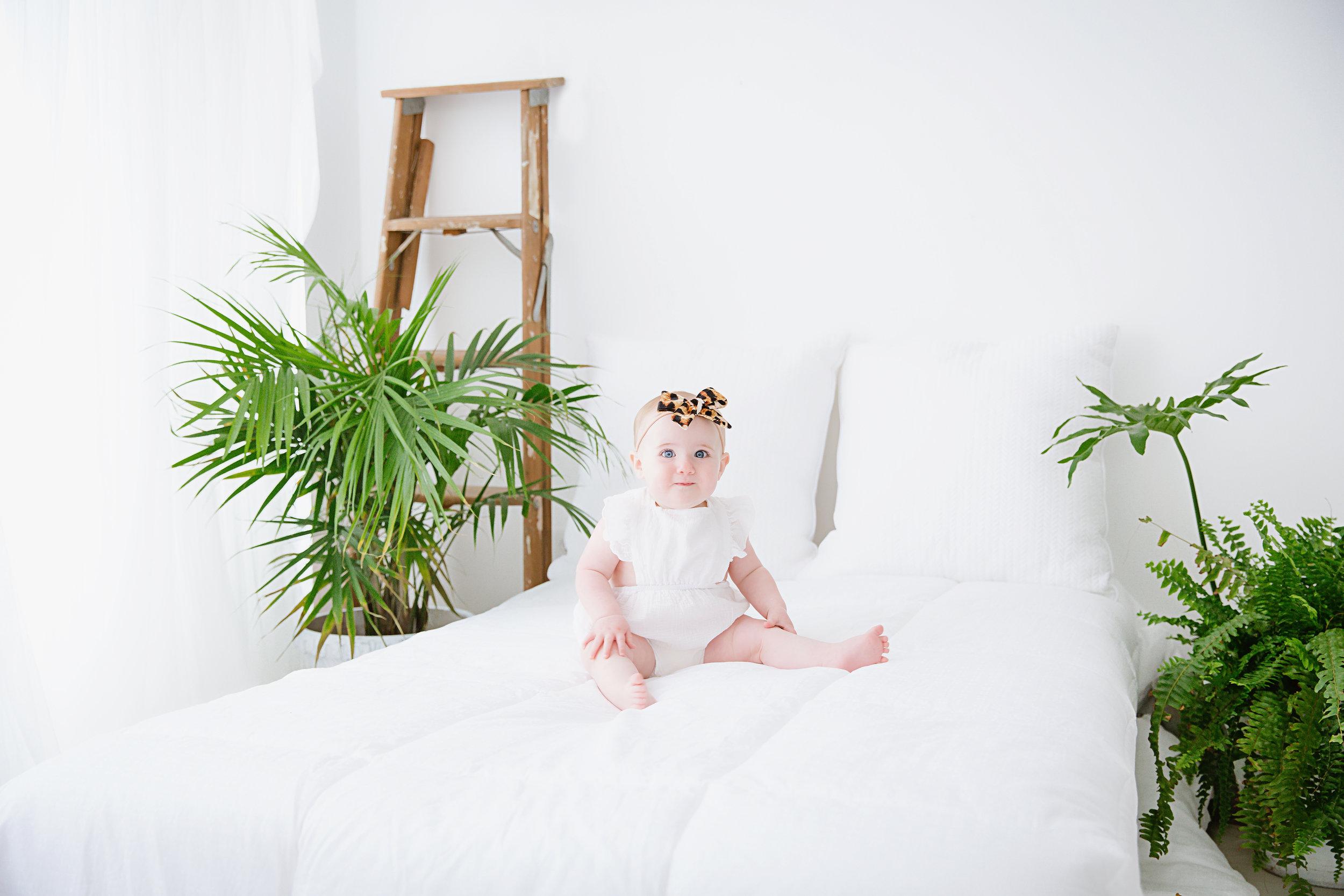 white-studio-first-birthday-shoot-baby-girl-burlington-new-jersey