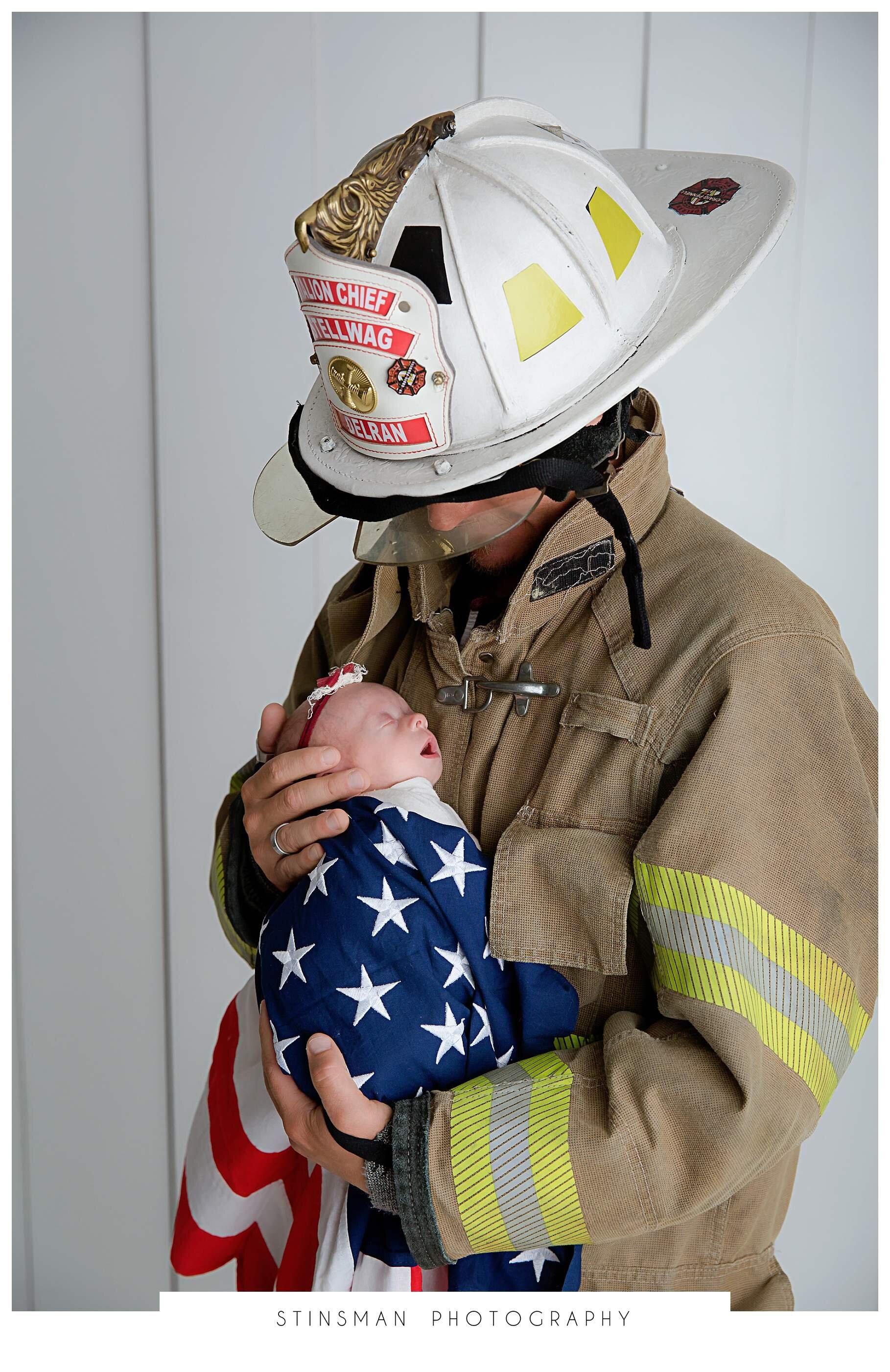 delran fire fighter