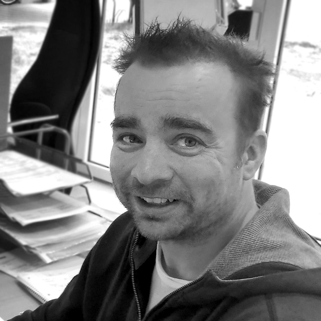 Tommy Forberg     Transportleder     tommy@brdr-hansen.no    + 47 90 26 83 30