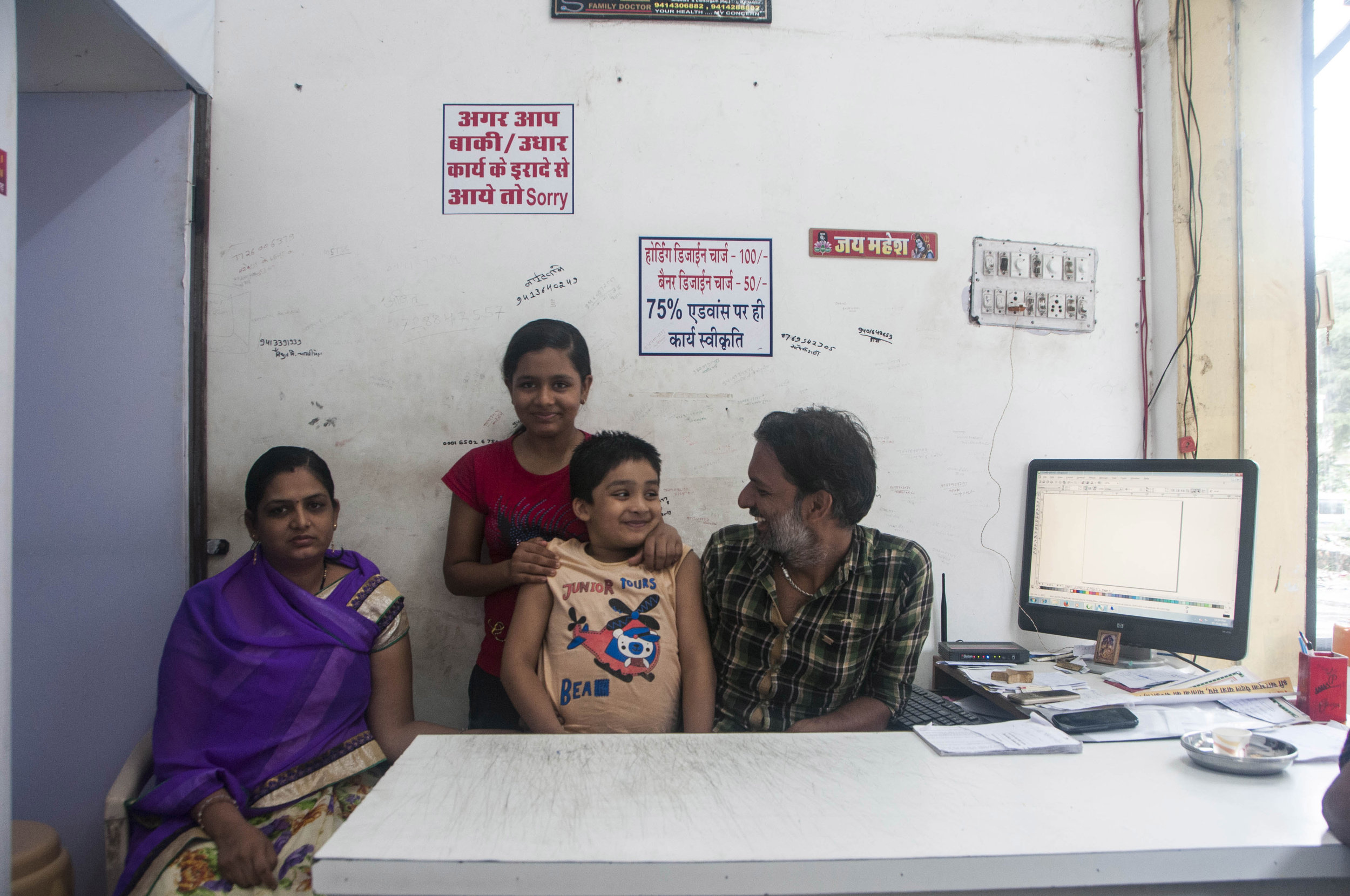 Daksh's parents, Dimpy and Rajan, spearheaded the movement to introduce factor VIII, an injection for hemophilia, under Rajasthan's Free Medicine Scheme. They recount the times when a single vial cost seven thousand rupees and express relief over the Scheme's expanded coverage.