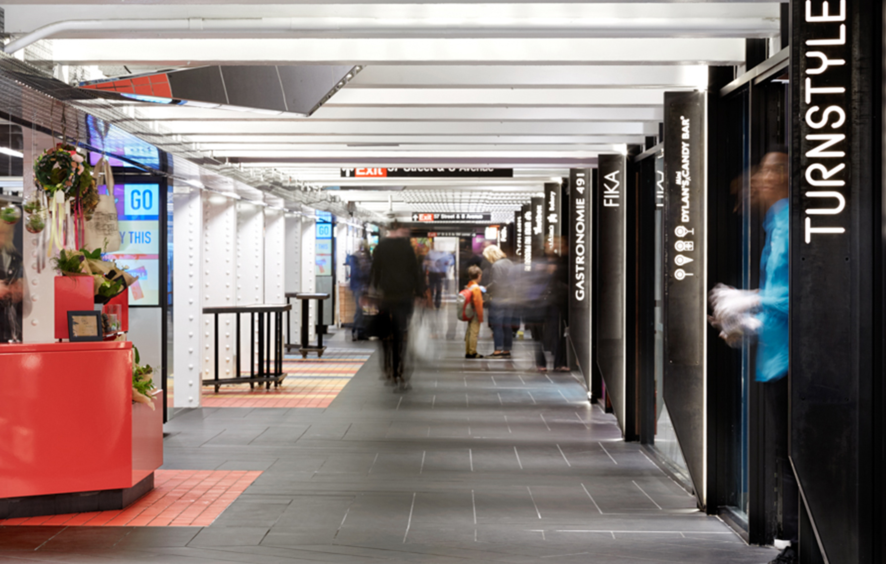 Turnstyle Underground Market Flint and Kent Alex Bates Retail Consulting Ty Cole  image