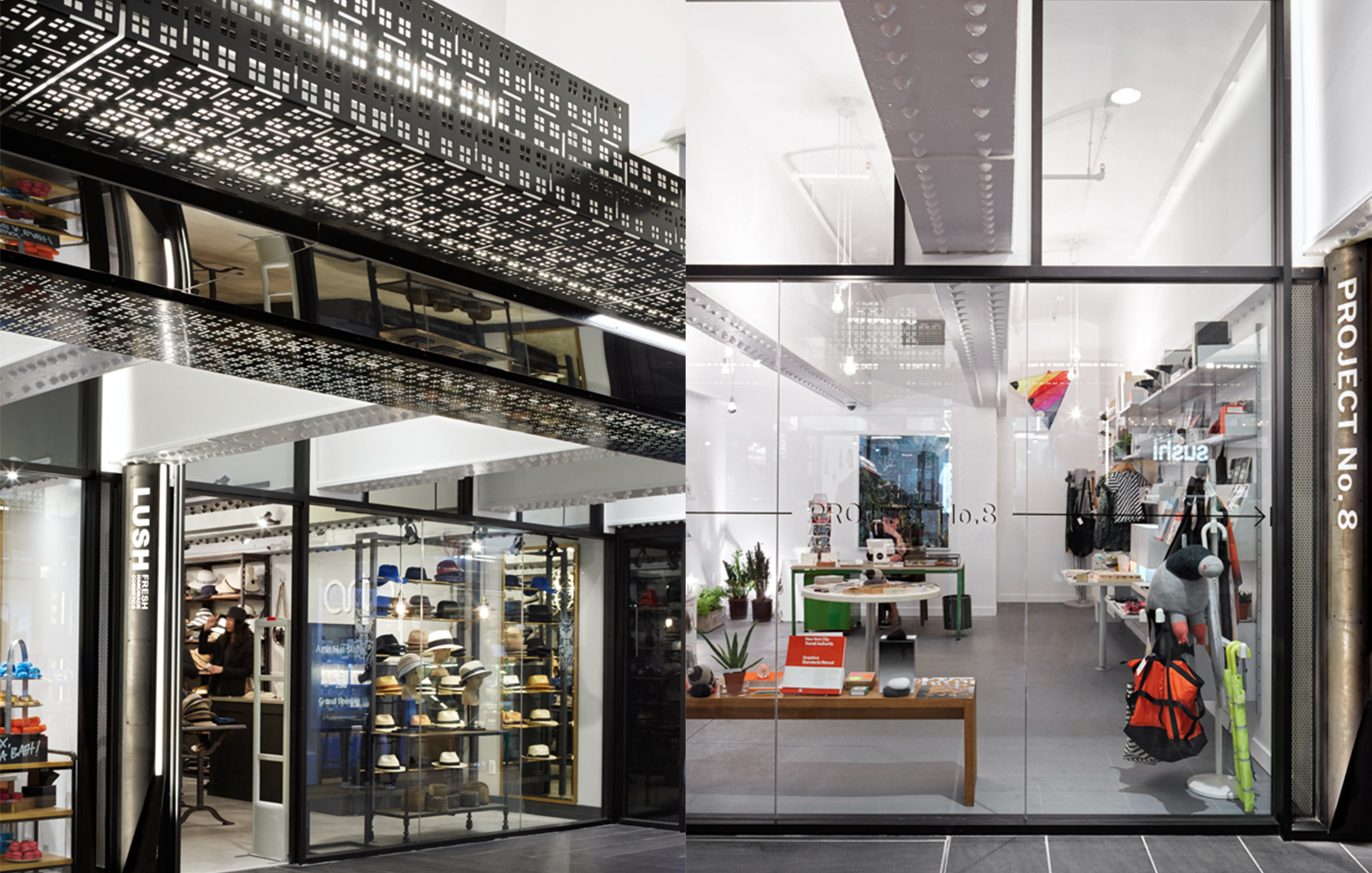 Turnstyle Underground Market Flint and Kent Alex Bates Retail Consulting Ty Cole Project no.8 image