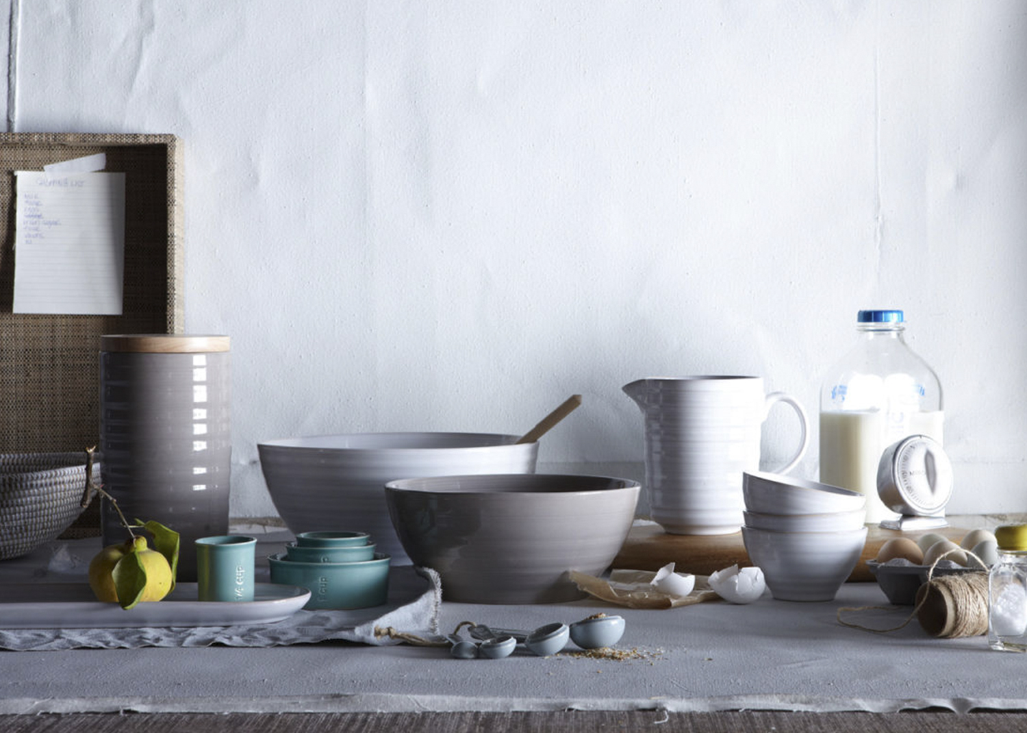West Elm Flint and Kent Alex Bates Lifestyle Brand Consultant Sang An small batch ceramics image