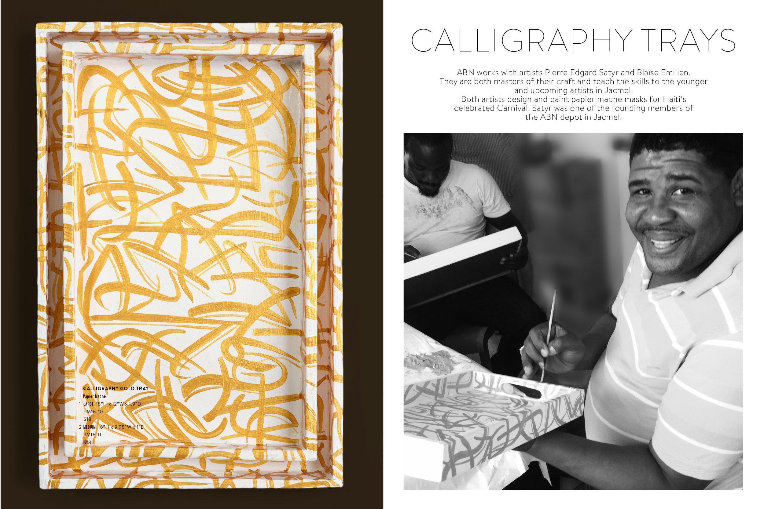 ABN Haiti Flint and Kent Alex Bates Artisan Product Design Joseph deLeo handmade sustainable design image