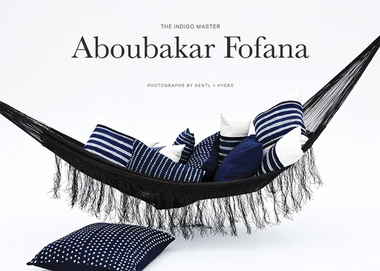 Dara Artisans Flint and Kent Alex Bates Brand Development Artisan Sourcing aboubakar fofana indigo dying image
