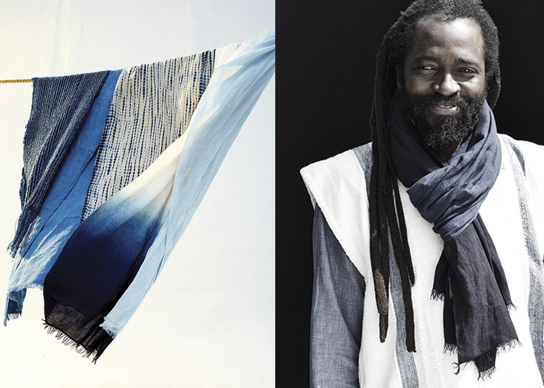 Dara Artisans Flint and Kent Alex Bates Brand Development Artisan Sourcing gentl and hyers abobakar fofana textiles  image
