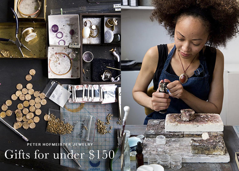 Dara Artisans Flint and Kent Alex Bates Brand Development Artisan Sourcing peter hofmeister jewelry  image
