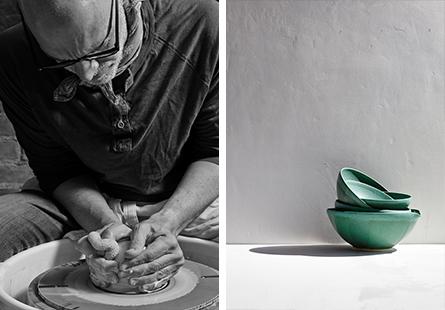 Dara Artisans Flint and Kent Alex Bates Brand Development Artisan Sourcing jim franco ceramics gentl and hyers image