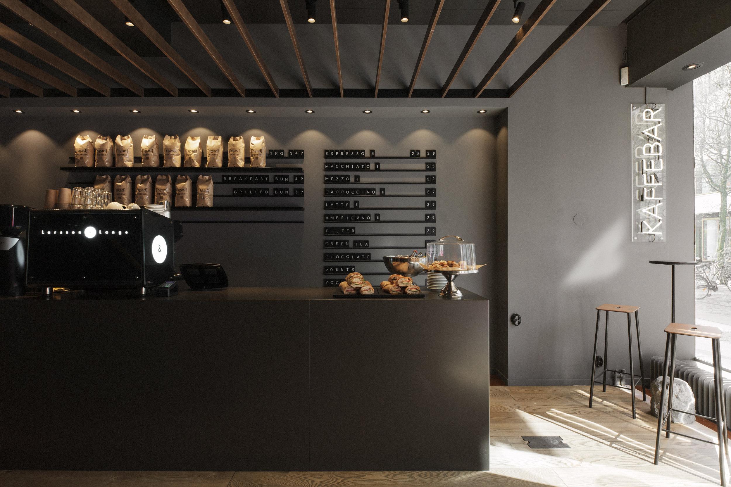 Larsson & Lange Kaffebar