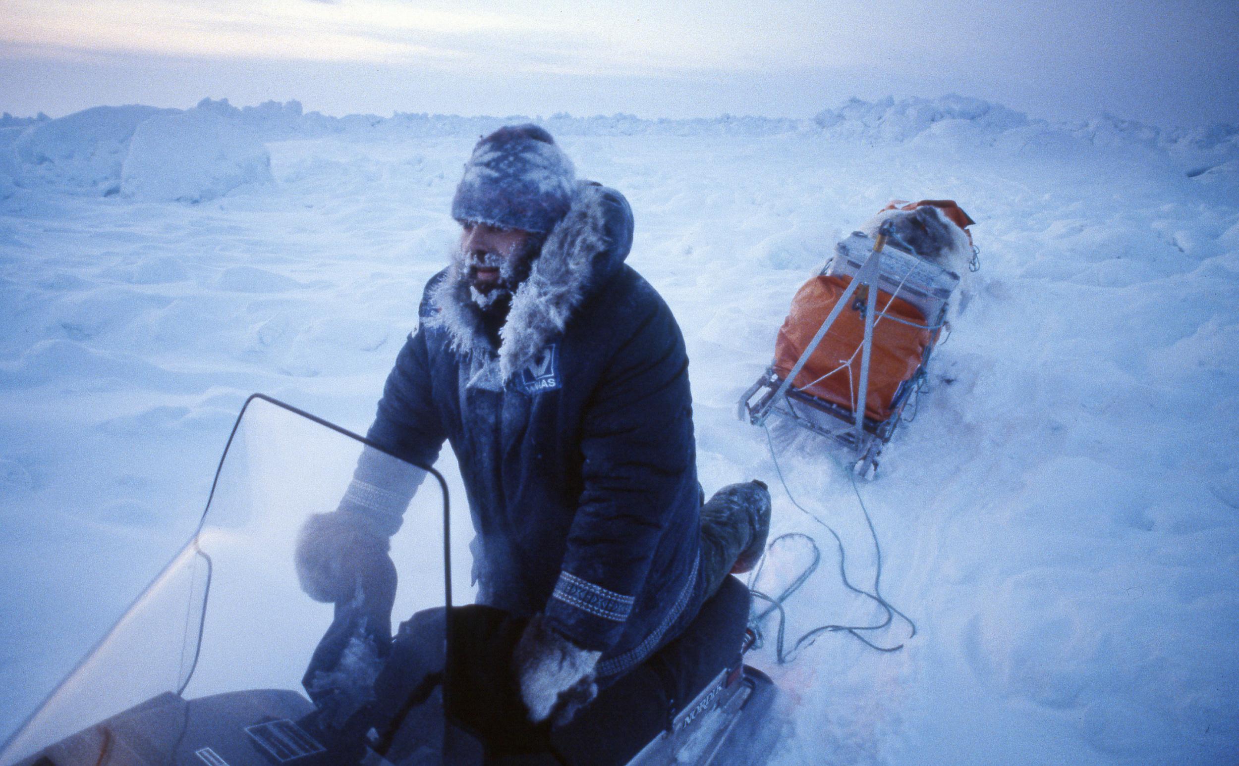 1982: Første norske ekspedisjon på Nordpolen