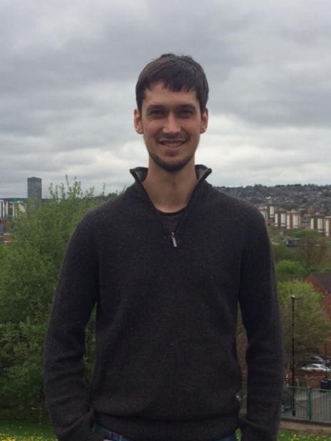 Greg Musker-Sherwood  Volunteer