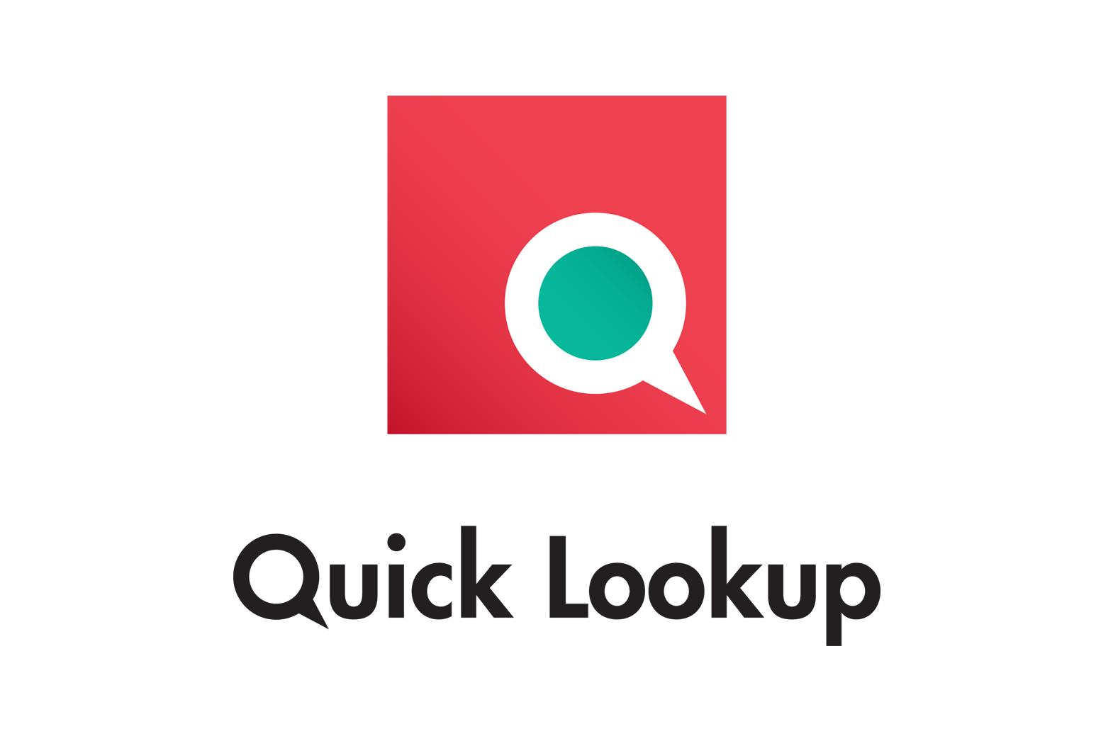 Quick Lookup
