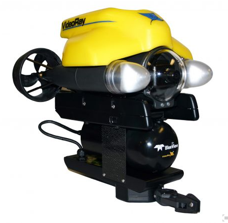 VideoRay Pro4 Plus ROV fitted with Sonar & Manipulator