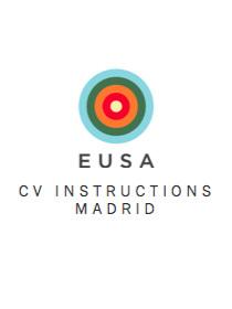 Madrid CV Instructions