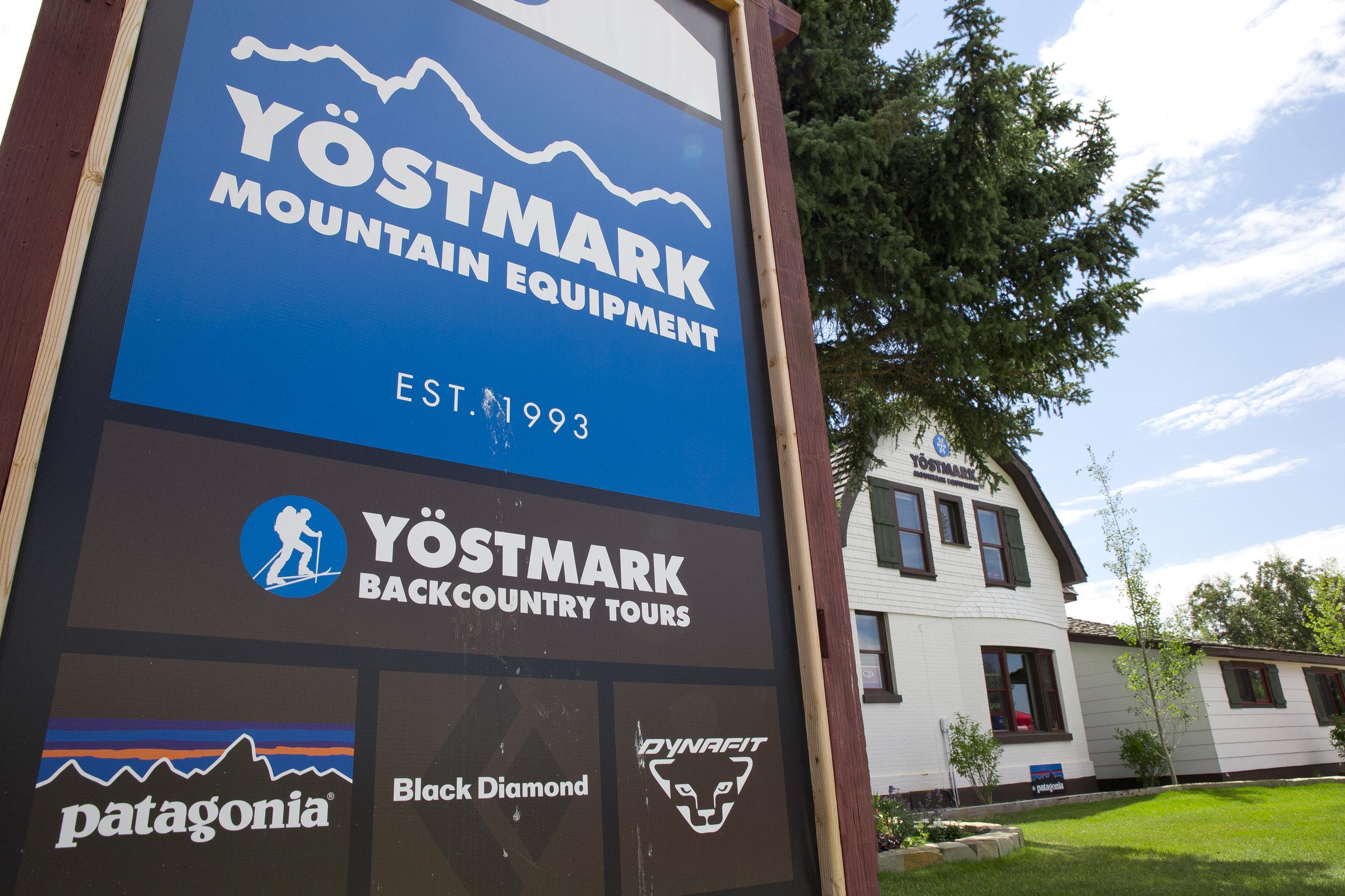 Driggs, ID - Yostmark Mountain Equipment: 1-208-354-2828
