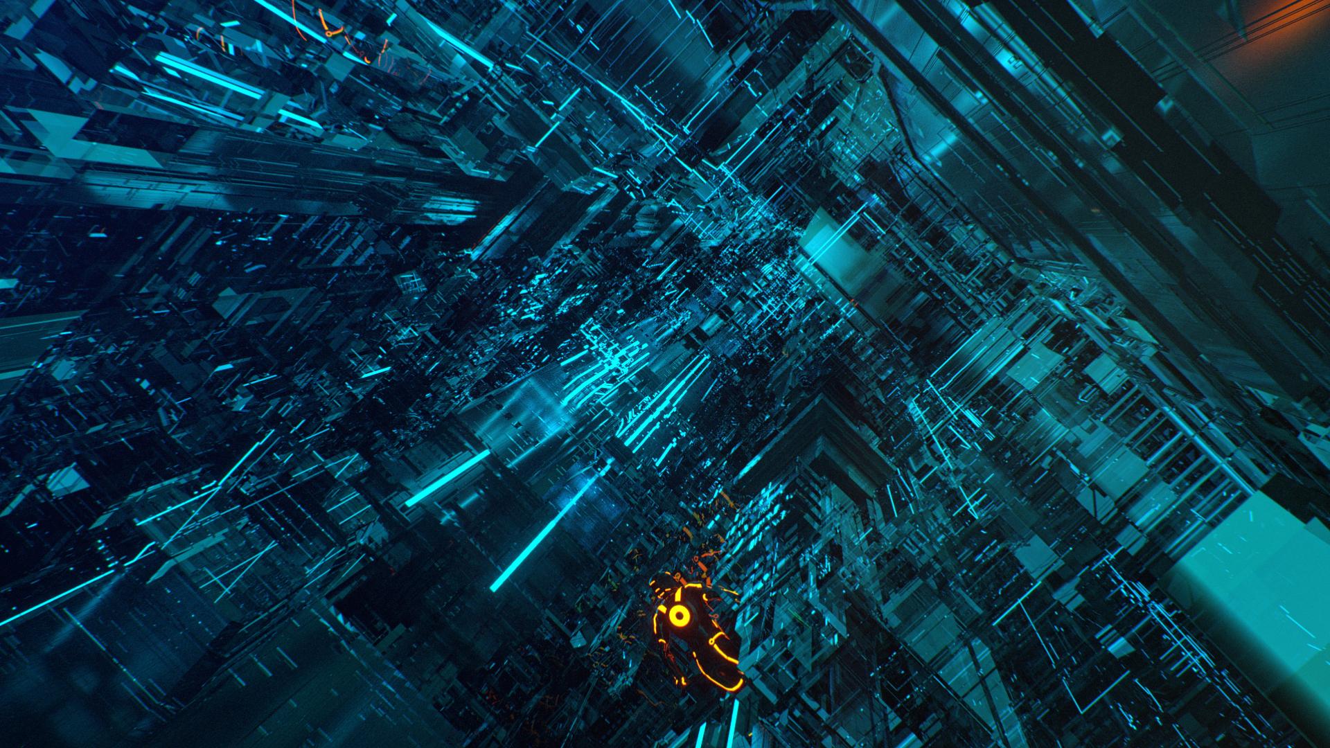 Michael Rigley: Tron Concepts