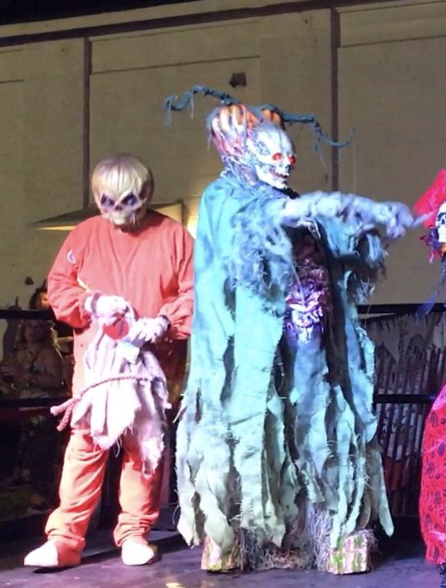 Scariest - Samhain & The Hallow King