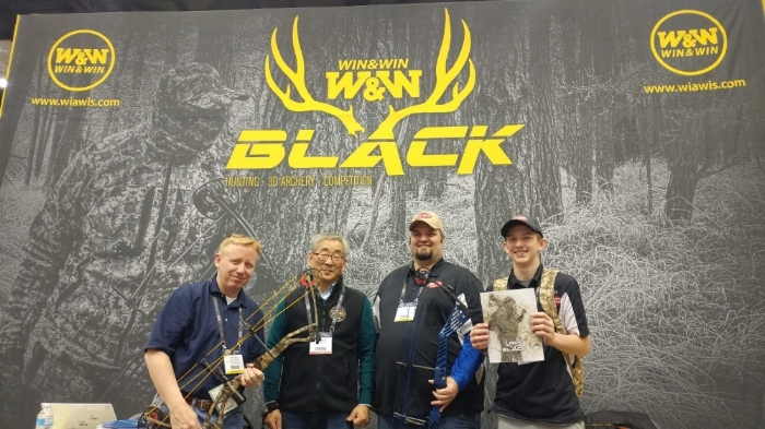Win&Win Target and Hunting - Michiana Archery had a great time at the Archery Trade Association show where we brought on Win&Win, a Korean company with only FIVE dealers in the united states. We are honored and excited to work with Win&Win!