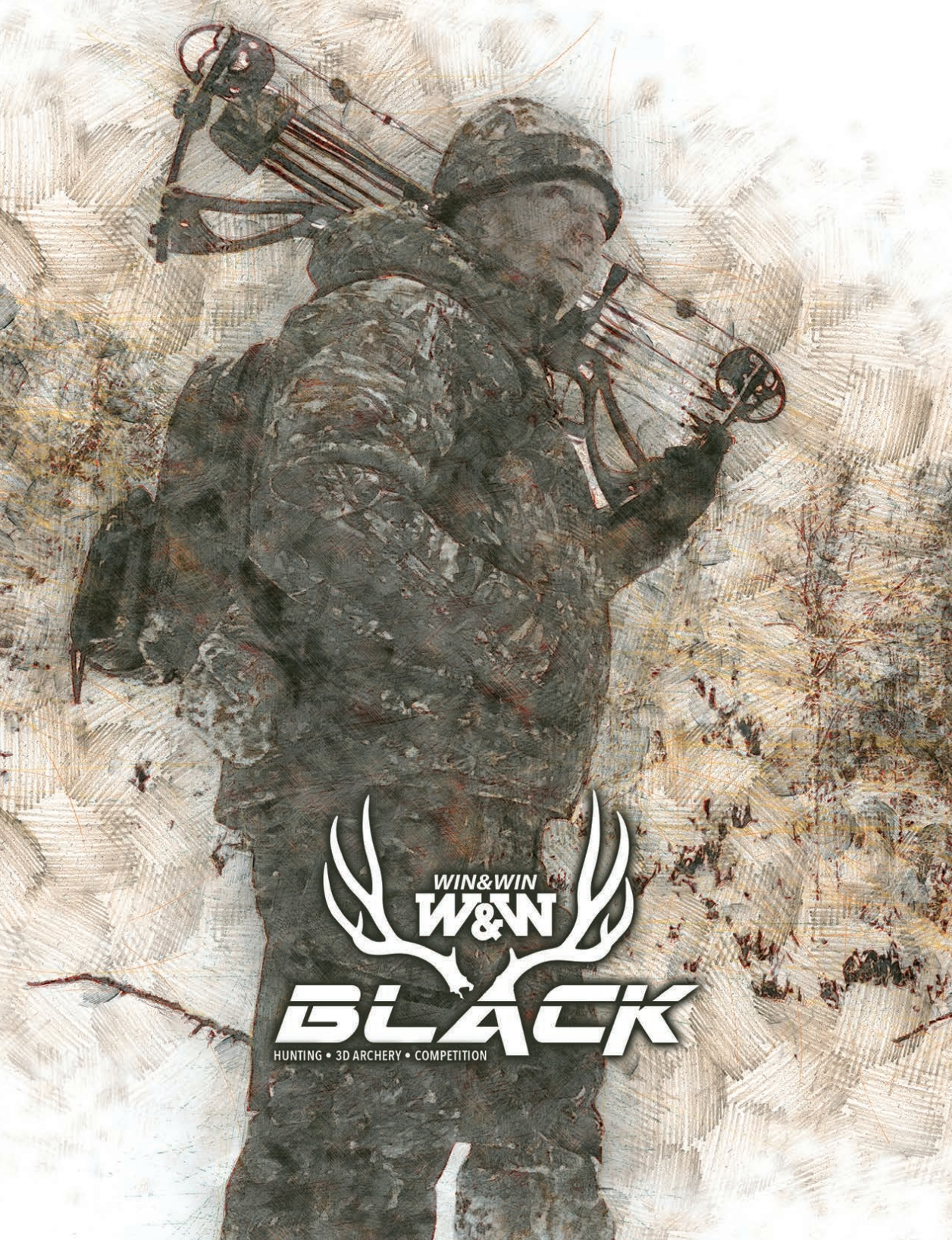 """Win & Win Black - The best technology for the most Competitive Archers and BowhuntersCARBON TECHNOLOGYCarbon """"nano-materials"""", """"nanotube"""", """"graphite"""" and """"nanofiber"""" are true 21st century materials. They can be made as small as 1/10,000th ofa human hair, and have superior mechanical, chemical, physical and magnetic properties. High-tech engineering creates the best carbonmaterial mixture for Win&Win bows, improving product quality and gaining archers' confidence. Scientists believe nano-materials are thebuilding blocks for the next generation of engineering.CARBON STABILITYCompound archers strive for higher arrow speeds, but this results in increased vibrations in the bow. Up until now, the use of aluminiumhas not been able to effectively deal with this. Win&Win specifically designed its range of premium carbon compound bows to addressthis issue."""