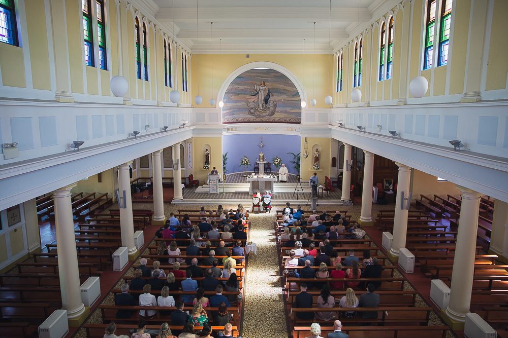 Carrigaline Church Wedding