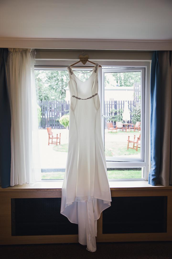Michelle & David Radisson Blu Hotel & Spa Limerick. The wedding Dress.