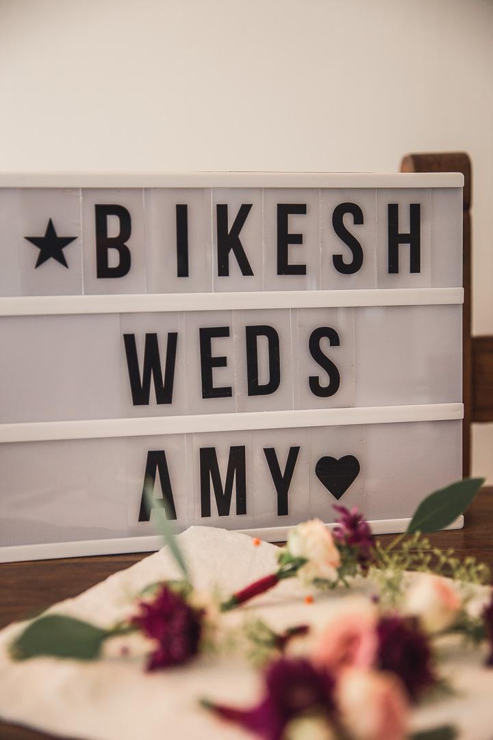 Amy & Bikesh Wedding Palmerstown House