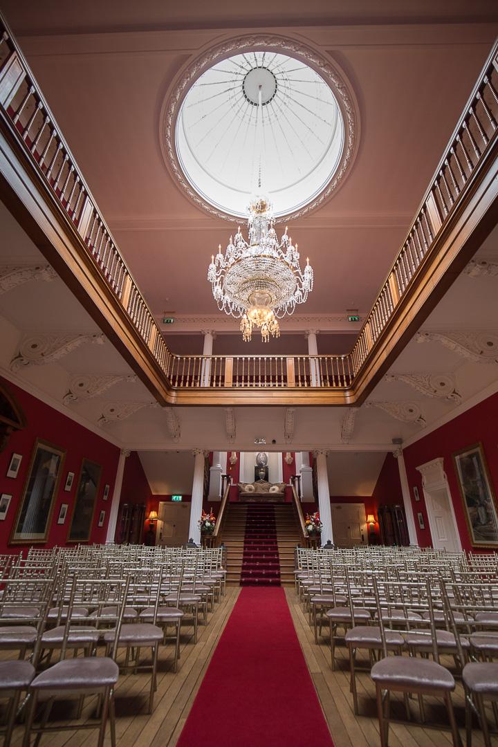 Palmerstown House Estate Wedding Day.
