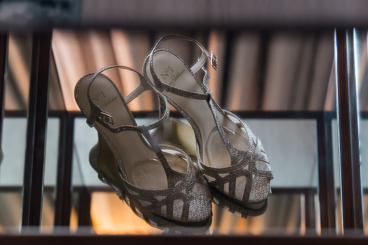 Real Wedding at Lyrath Estate Kilkenny By Stargaze Photography. The shoes.