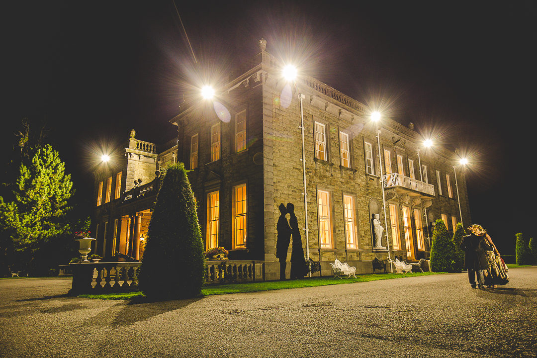 Real wedding at Palmerstown House by Stargaze Photography