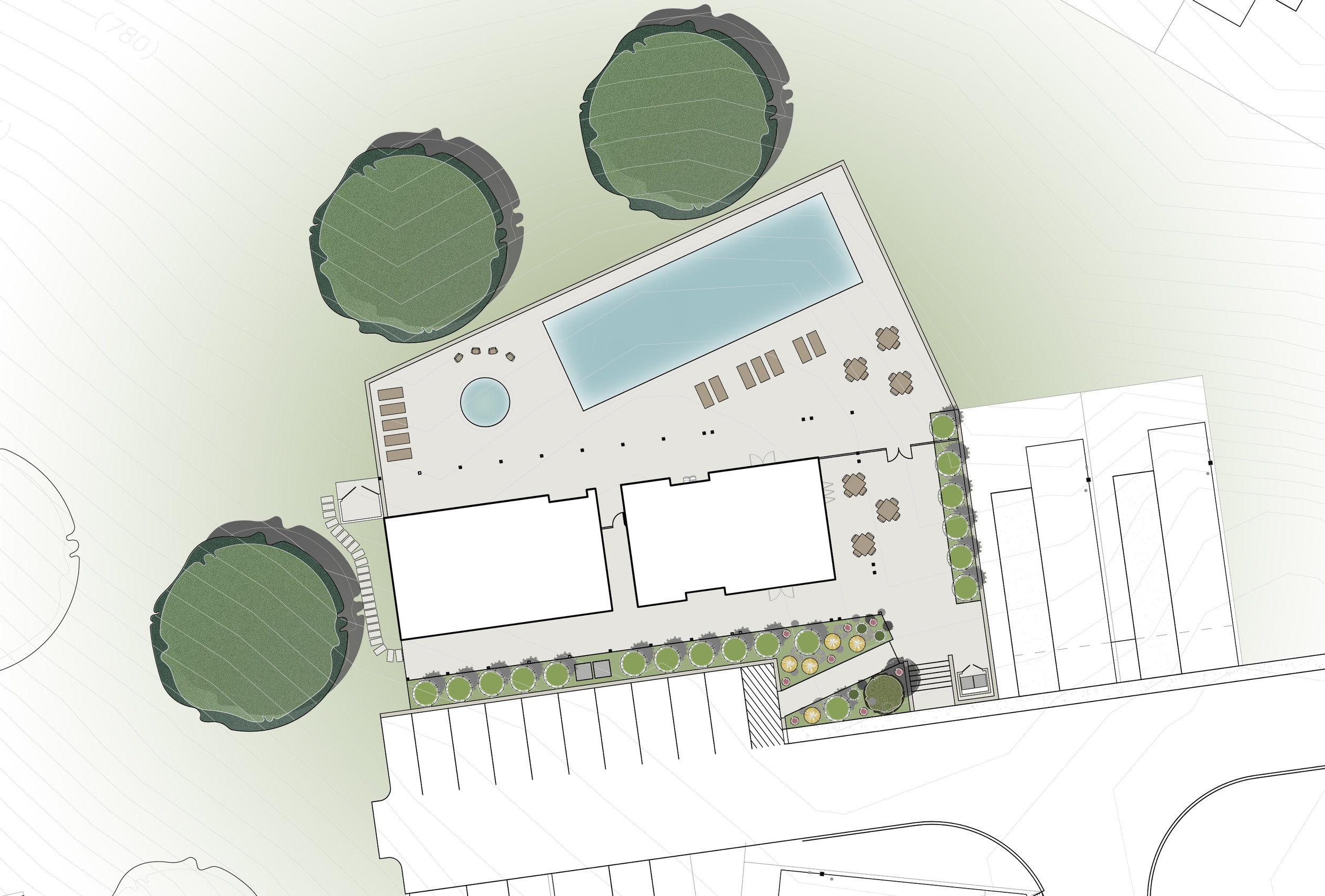 Cava Robles Pool Site Plan Paso Robles Landscape Architecture.jpg