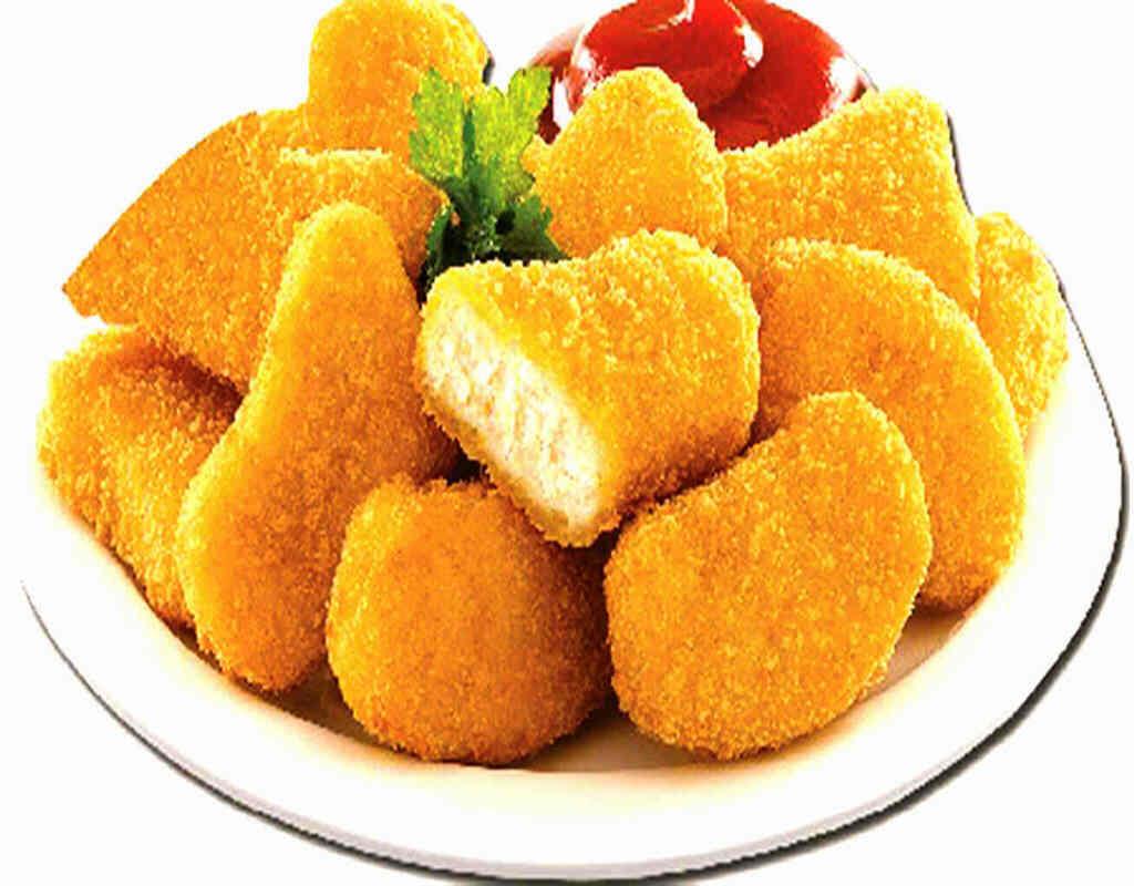 Chicken Cheese Nugget 4.50€