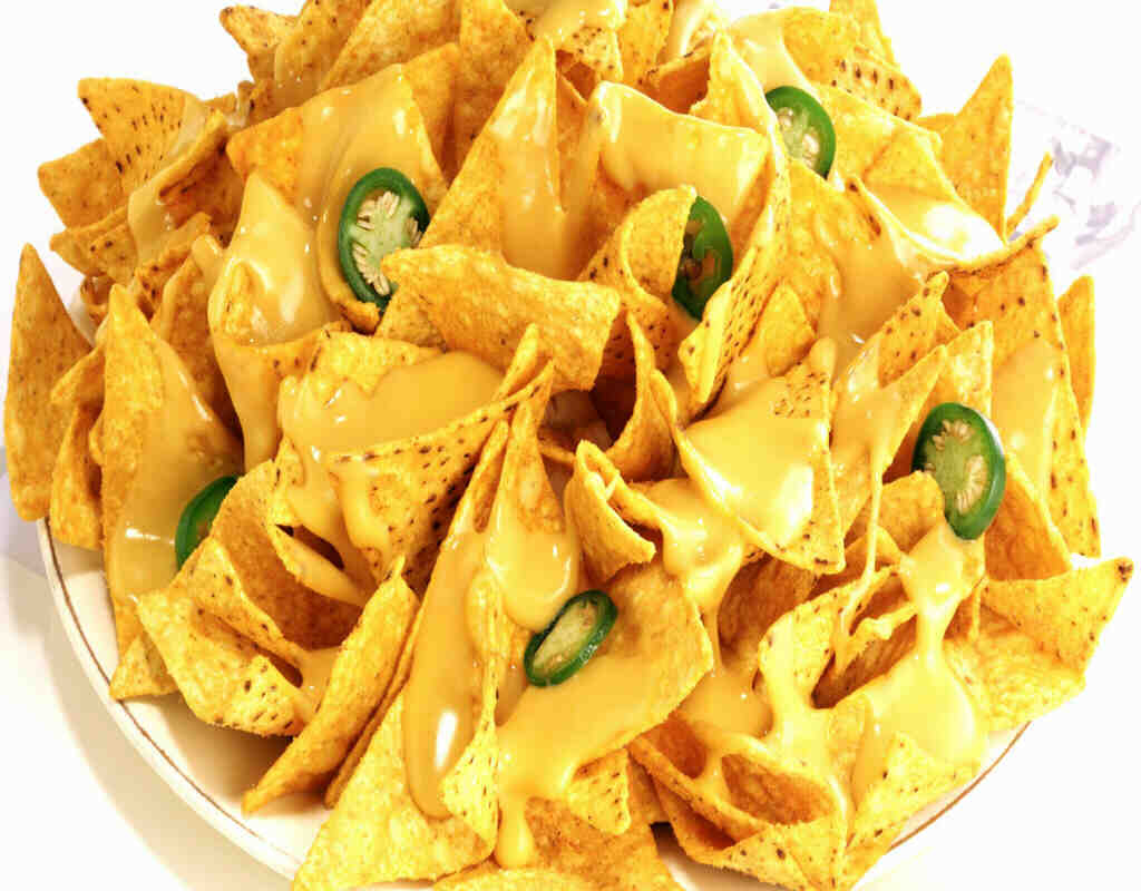 Nachos alle Salse 5.00€