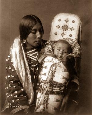 Native Woman