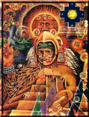 Artwork of Aurelio Diaz Tekpankalli