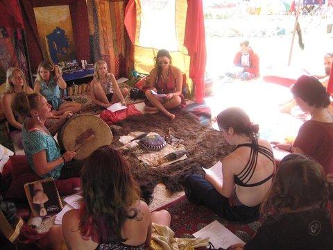 Goddess Song Circle