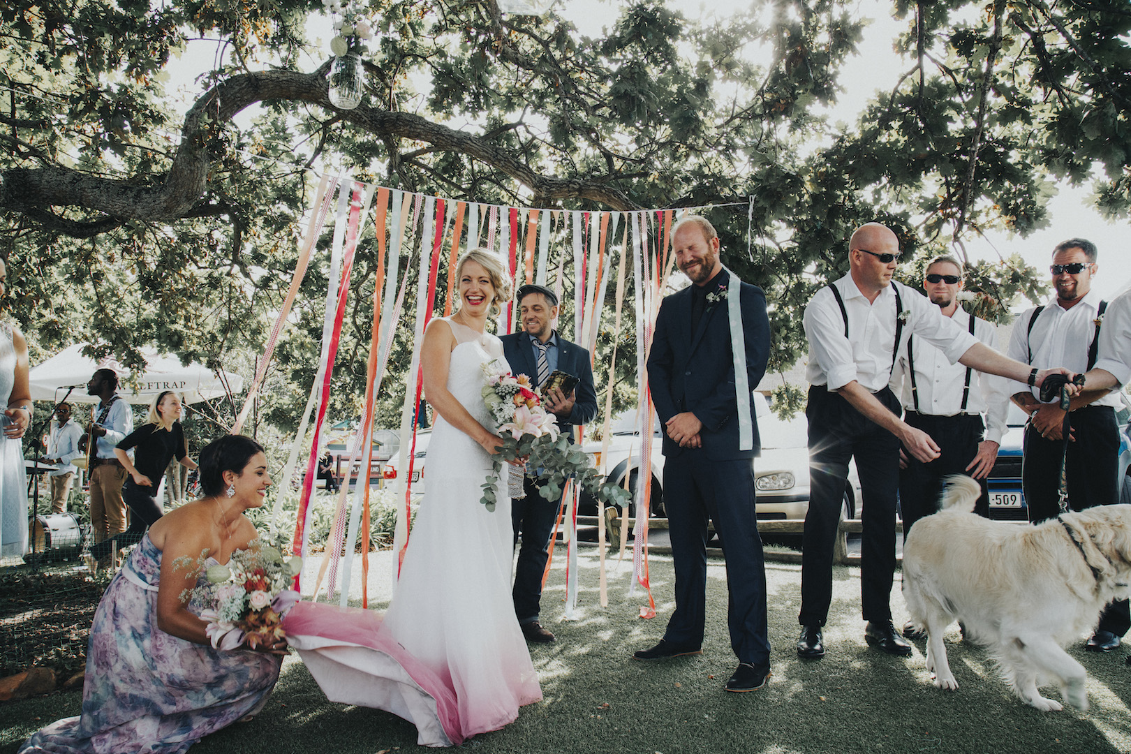 Storytelling wedding photography - cape town
